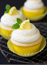 Cupcake Lemon Pie