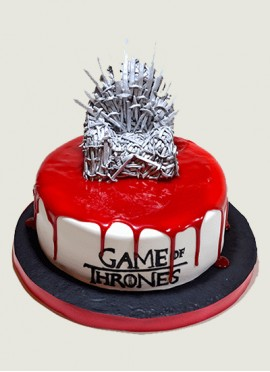Torta Game of Thrones ($ kilo)