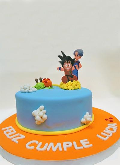 Torta Dragon Ball precio kilo
