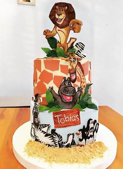 Torta Madagascar