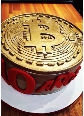 Torta Bitcoins