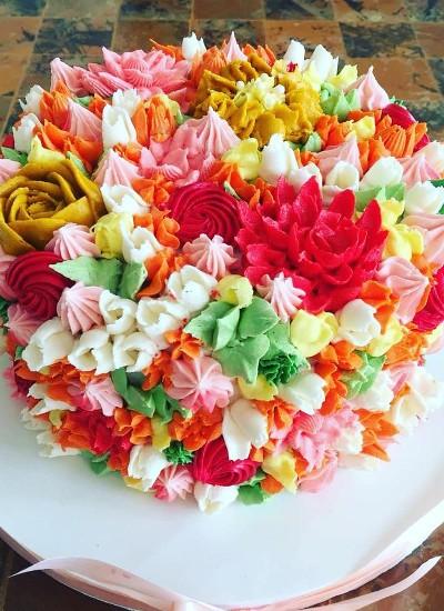 Torta Suculentas